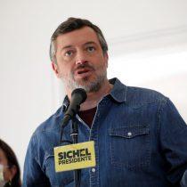 Sichel vuelve a marcar diferencias con J.A. Kast: «No soy un caudillo»