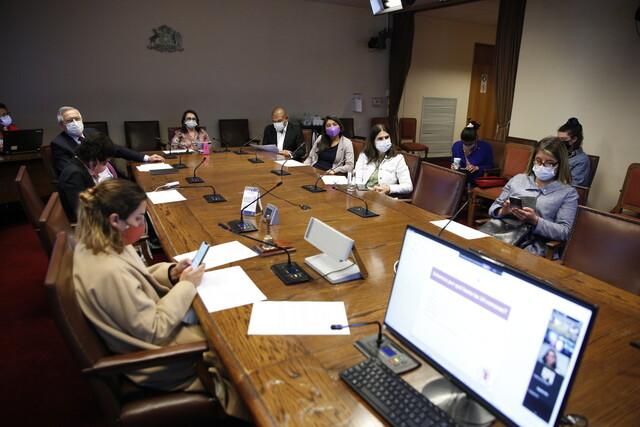 Comisión de Mujeres de la Cámara aprueba en particular proyecto que despenaliza aborto: iniciativa vuelve a Sala