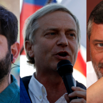 Encuesta Criteria: Boric se mantiene en el primer lugar de la carrera presidencial y Kast ratifica su segundo lugar