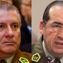 Fiscalía solicita prisión preventiva para exgenerales de Carabineros Gustavo González y Bruno Villalobos por malversación de gastos reservados