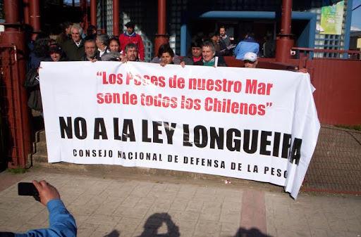 """Pescadores artesanales por aportes de industriales a campaña de Sichel: """"Los dineros con favores se pagan"""""""