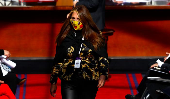 Constituyente Giovanna Grandón tras agresión sufrida en Plaza Italia: