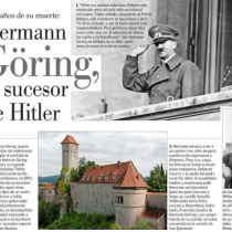 Embajada de Alemania y comunidad judía rechazan publicación de El Mercurio sobre líder nazi