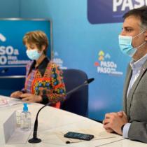 Cambios en el Plan Fronteras Protegidas: Personas vacunadas que ingresen a Chile podrán terminar antes la cuarentena con PCR negativo