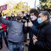 Javier Milei o cómo apoderarse del escenario político argentino con un puñado de votos