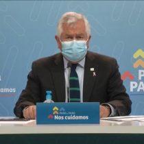 Minsal sale al paso del relajo ante el Covid-19 y pone el acelerador para vacunar a rezagados: Paris advierte que «no hay una comprensión de la peligrosidad de este virus»