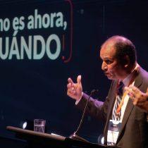 Gobernador Díaz propone que ministro Delgado sea interpelado por atentados en zona sur del Biobío