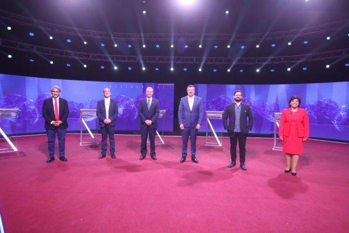 Los cruces Provoste vs. Sichel y Boric vs. Kast y las frases de ME-O y Artés que dejó el último debate televisivo