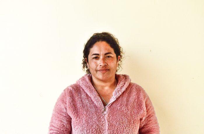 """Dirigenta de comunidad changa en La Higuera: """"Con esto de Piñera se acabó Dominga """""""