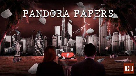 Entre Panamá, Pandora y otros asteroides