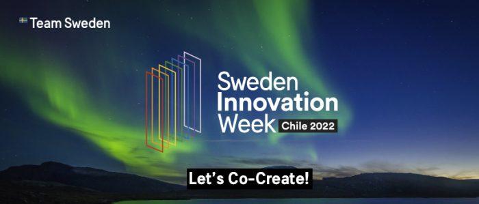 Chile y Suecia afianzan su relación con la llegada de Sweden Innovation Week, principal evento de ciencias, tecnología e innovación