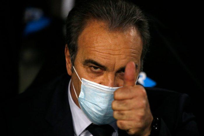 Lasarte defiende a Alexis a horas de afrontar un difícil partido con Paraguay