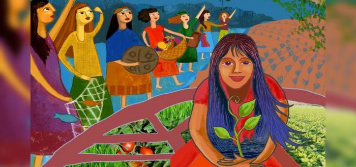 Mujeres rurales en el desarrollo territorial