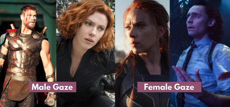 Male Gaze vs. Female Gaze:¿qué es la mirada femenina que hace que las mujeres prefieran a Loki antes que a Thor?