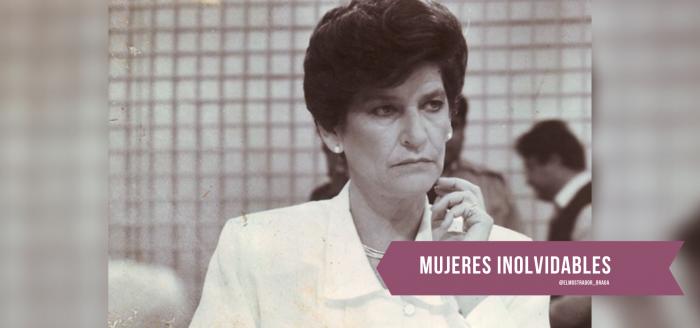 Raquel Correa: la tenaz premio nacional de periodismo que hizo historia con sus entrevistas