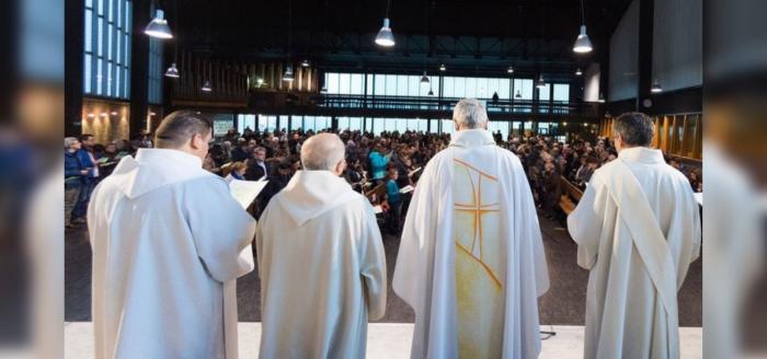 La Iglesia Católica de Francia abusó de 216.000 víctimas desde 1950