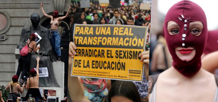 El legado de mayo feminista: promover políticas contra el acoso sexual es un requisito de acreditación para todas las instituciones de educación superior