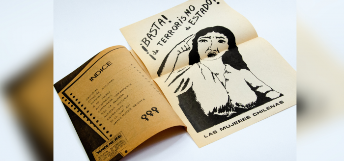 Boletinas feministas: el proyecto digital que reúne publicaciones de mujeres organizadas en dictadura