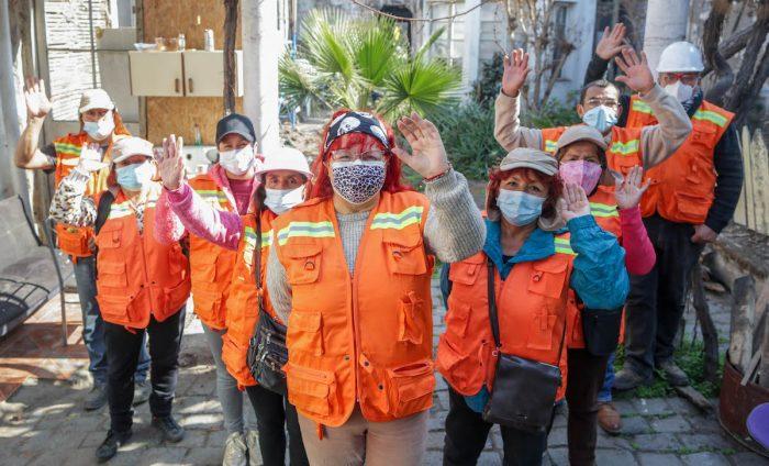 Conecta, Recicla y Colabora: recicladores del Barrio Yungay multiplican el reciclaje