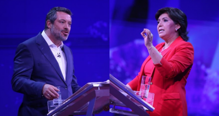 """Provoste versus Sichel: candidata de la centroizquierda insiste en el lobby para el gas y el abanderado de la derecha asegura que """"no hay nada que aclarar"""""""