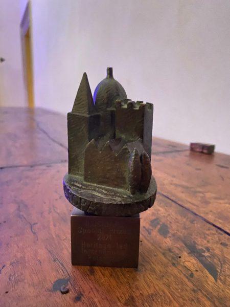 Universidad Austral de Chile gana premio internacional por proyecto de patrimonio