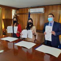 CPLT firma acuerdos con municipio de Viña del Mar para implementar mecanismos pro transparencia e integridad