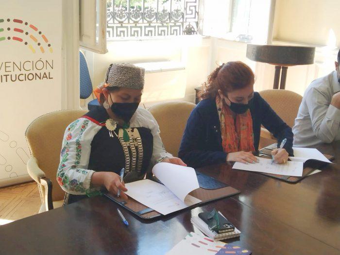Niños, niñas y adolescentes participarán del proceso constituyente tras convenio de la Defensoría de la Niñez y la Convención Constitucional