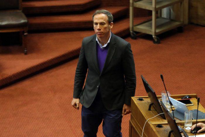 Diputado Alessandri (UDI) lamenta que Cámara Baja rechazara