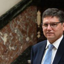 Abogado Jean Pierre Matus juró como nuevo ministro de la Corte Suprema