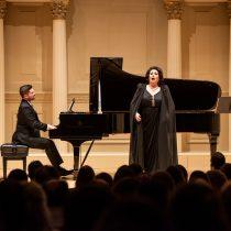 Cuando los cantos mapuches y aymaras se escucharon en el Carnegie Hall de Nueva York