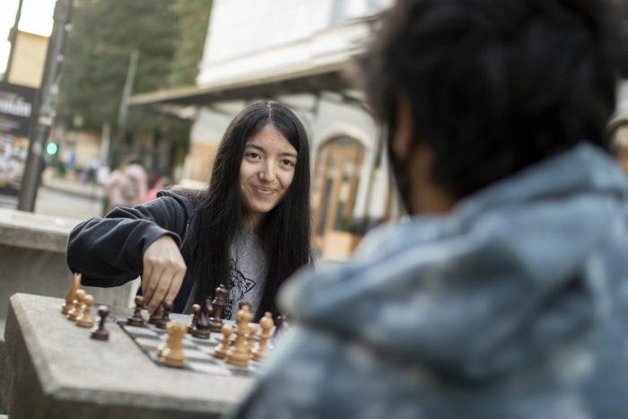 Javiera Gómez supera a Beatriz Marinello y alcanza el mejor ranking femenino del ajedrez chileno