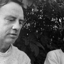 """Autor de libro sobre conversaciones con Jorge Teillier: en sus referentes pictóricos  """"encontró una ventana para integrar ese paisaje imaginario que tenía en su interior"""""""