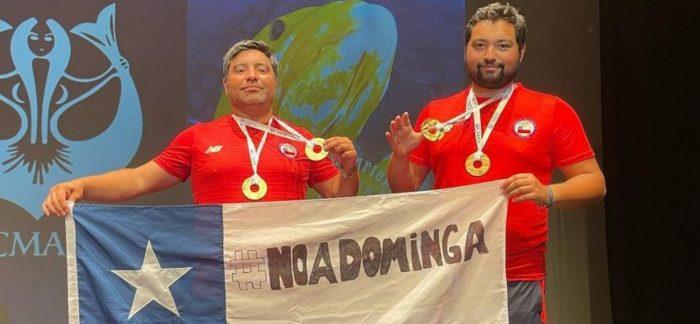 Con alusión a minera Dominga, fotógrafos submarinos ganan oro en campeonato mundial