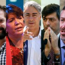 """Los coletazos de los debates presidenciales se toman la carrera en las RRSS: """"Panamá"""" se le apareció a Kast y """"Jadue"""" a Boric"""