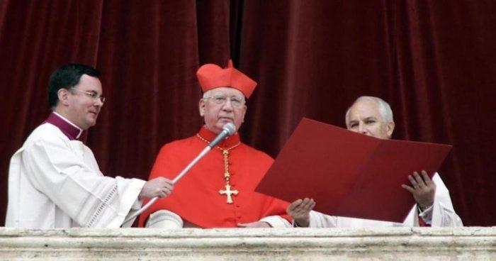 Iglesia informó fallecimiento del cardenal Jorge Medina a los 94 años