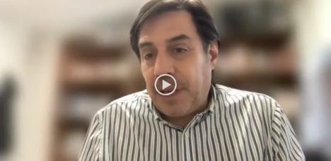Guillermo Larraín en La Mesa: