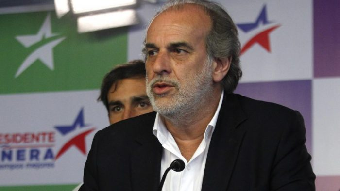 Juan José Santa Cruz recoge el guante: