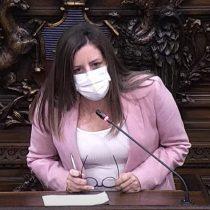 """La intervención de la convencional Tere Marinovic en el pleno que sus colegas calificaron de """"discurso de odio"""""""