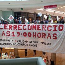"""Nueva manifestación por el cierre anticipado del comercio: """"Por nuestra seguridad y salud mental lo necesitamos, somos personas"""""""