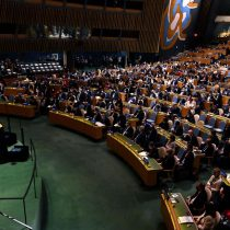 Menos del 10 % de representación femenina en la Asamblea de la ONU